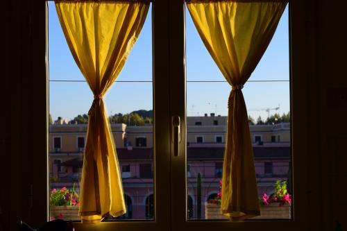 Luce dalla finestra